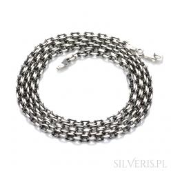Łańcuszek srebrny Anker...