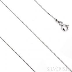 Łańcuszek srebrny Cardano