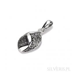 Zawieszka srebrna Ornament
