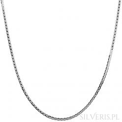 Łańcuszek srebrny TDS