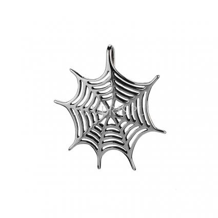 Zawieszka srebrna Spider Woman