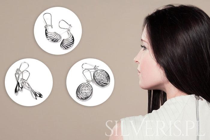 Nowa biżuteria srebrna w Silveris