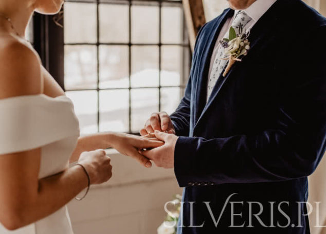 Jaka biżuteria na ślub cywilny?