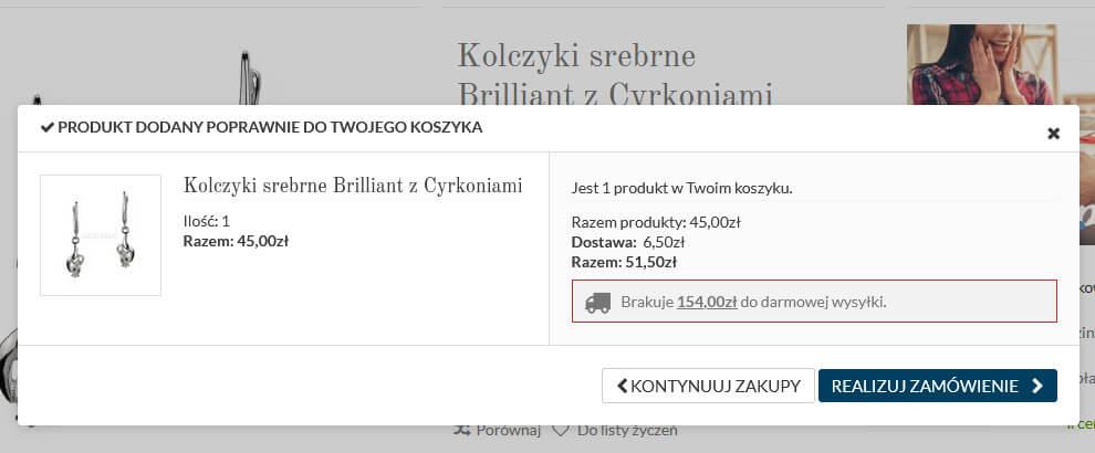 Przejdz do realizacji zamówienia w Silveris.pl