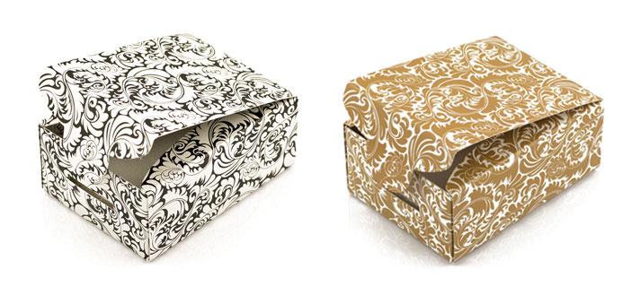 pakowanie na prezent Silveris.pl wzory pudełek