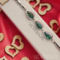 bransoletki dla pary zakochanych