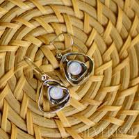 biżuteria srebrna kolczyki