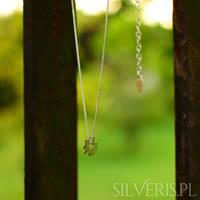 łańcuszki celebrytki srebrne