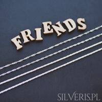 łańcuszki dla przyjaciółek